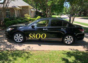 ✅✅👉💲8OO URGENT I sell my family car 🔥🔥2OO9 Honda Accord Sedan V6 EX-L power start Runs and drives very smooth.🟢🟢 for Sale in Santa Ana, CA