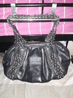 BEBE BLACK PURSE for Sale in Oroville, CA