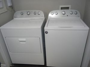🐅👀 washer dryer 💪🌎 for Sale in Las Vegas, NV