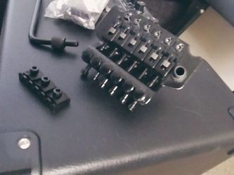 Floyd Rose Double Locking Tremolo Bridge for Sale in Fountain Valley,  CA