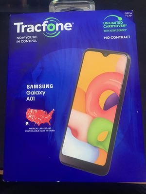Samsung Galaxy A01 Phone (Brand New) for Sale in Irwindale, CA