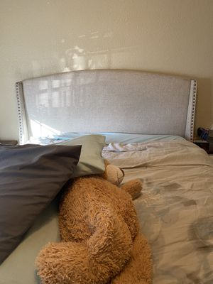 Head board / bed frame for Sale in Temple, TX