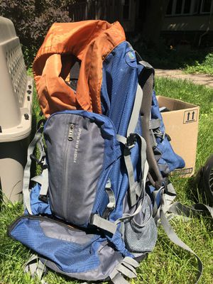 High Sierra backpacking pack for Sale in Rochester, NY