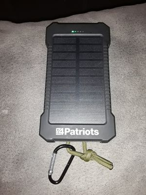 Solar Powered Phone Charger for Sale in Torrance, CA