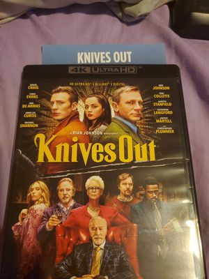 Looking to buy knives out steelbook from best buy for Sale in Lexington, KY