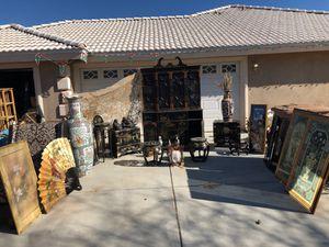 Antique Asian furniture for Sale in Huntington Beach, CA