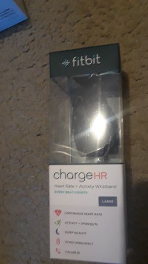 Fitbit charge HR for Sale in Washington, DC