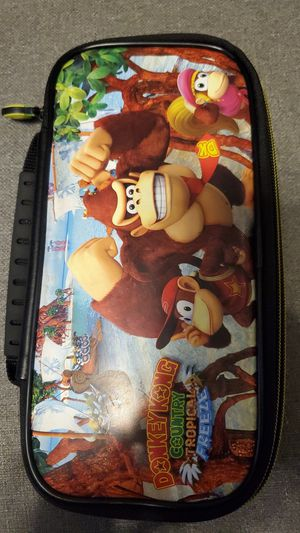Nintendo Switch Donkey Kong Case for Sale in Santa Ana, CA