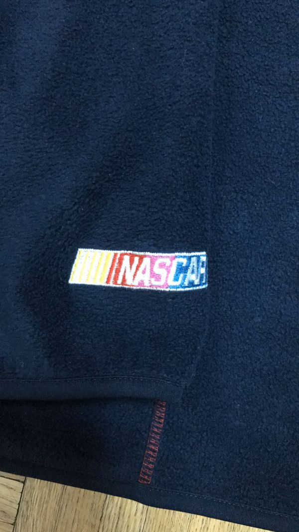RARE Vintage Jeff Gordon Fleece Quarter Zip