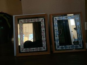 2 mirror wall frames for Sale in Rialto, CA