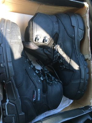 Wolverine Work Boots (Size 10) for Sale in Phoenix, AZ