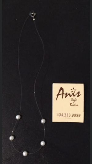 Floating Pearl Necklace for Sale in Atlanta, GA