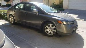 2007 honda civic ex 4 door clean title for Sale in El Cajon, CA