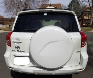 Cloth seats 2006 TOYOTA RAV4 Rear camera for Sale in Wichita, KS