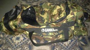 GANDER MTN EQUIPMENT XXL CAMO DUFFLE BAG for Sale in Canandaigua, NY