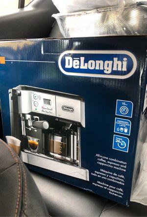 NEW DeLonghi All-in-one Coffee/Espresso Machine for Sale in Washington, DC