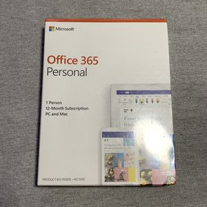 BRAND NEW Microsoft Office 365 Personal (1 person, 12 month subscription) for Sale in Lynwood, CA