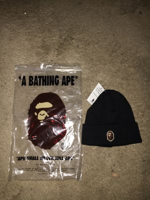 Authentic bape beanie for Sale in West Valley City, UT