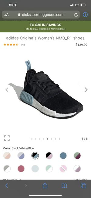 BRAND NEW WOMEN'S ADIDAS NMD R1 SIZE 5 and 5 1/2 ONLY for Sale in Pico Rivera, CA