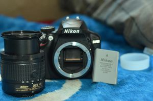 Nikon D3400 for Sale in South Gate, CA