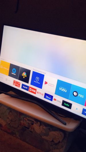 50 inch UHD LED SMART TV *Cash&ApplePay Only* for Sale in Marietta, GA