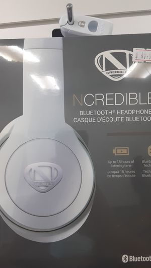 NCredible Bluetooth headphones for Sale in Burlington, NC