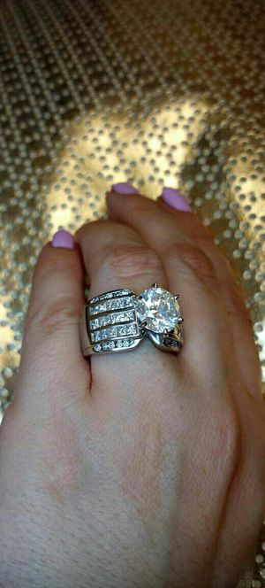 5.10 carat certified diamond engagement ring for Sale in Atlanta, GA
