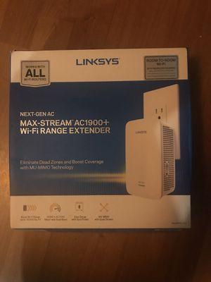 Linksys Wifi Range Extender for Sale in Newark, NJ