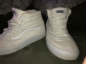 Vans high top size 7 for Sale in Cohutta, GA