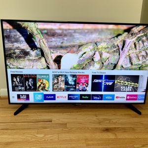 "Samsung 50"" Smart LED UHD (4K) TV for Sale in Silver Spring, MD"