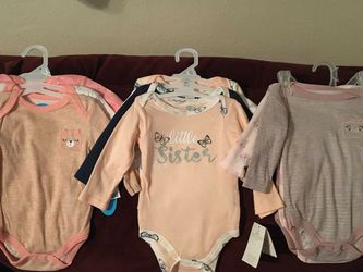 Baby Girl Onesies 6-9months for Sale in Houston,  TX