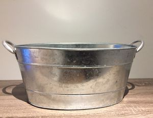 Galvanized Steel Tub for Sale in Jersey City, NJ