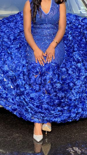 Elegant prom dress! for Sale in Houston, TX