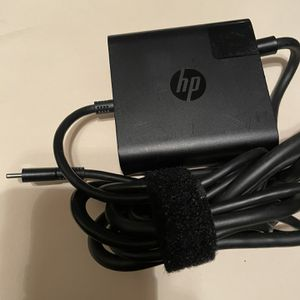 HP USB-C laptop charger for Sale in Glendale, AZ