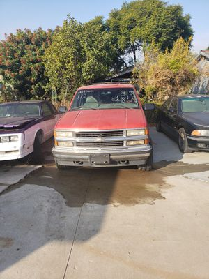 96 chevy tahoe 4×4 150k miles for Sale in San Diego, CA