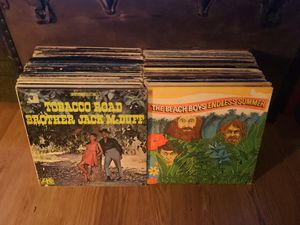 Lot of 75 Vinyl Records for Sale in Portland, OR
