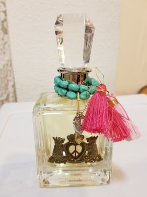 Juicy Couture Peace Love Perfume 3.4 fl oz for Sale in Wood Village, OR