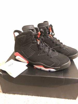 Jordan 6 Infrared 2019 Size 10.5 for Sale in Henderson, NV