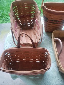 Longaberger baskets for Sale in Silver Spring,  MD