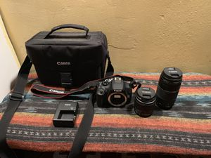 Canon EOS Rebel T5 DSLR camera (new) for Sale in San Diego, CA