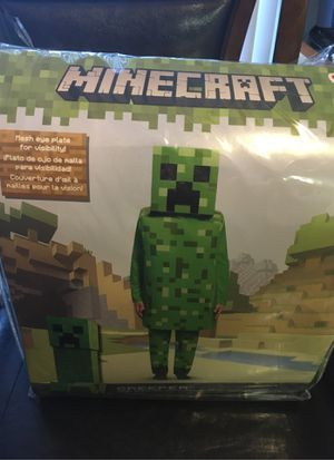 MineCraft Creeper Costume for Sale in Upland, CA