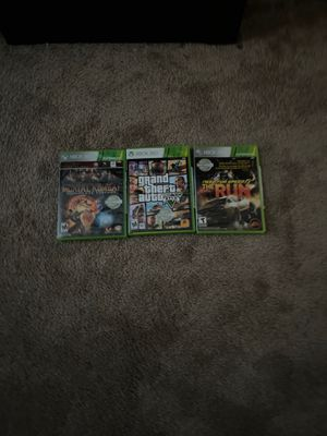 Xbox 360 games for Sale in San Leandro, CA
