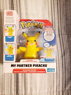 Pokemon My Partner Pikachu for Sale in Mesa, AZ