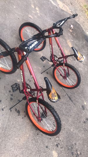 2 HUFFY PRO THUNDER BIKES!! for Sale in Gaithersburg, MD
