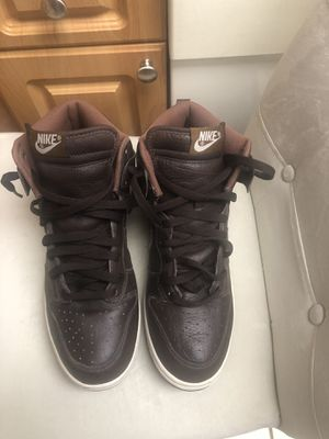 Nike Dunks Brown and Tan 11.5 for Sale in Miami Gardens, FL