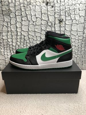 "Jordan 1 mid ""pine green"" for Sale in Millbrae, CA"