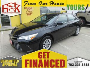 2016 Toyota Camry for Sale in Manassas, VA
