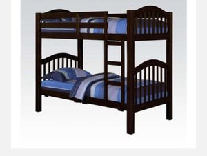 Twin bunk bed and mattress for Sale in Lemon Grove, CA