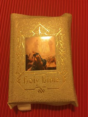 The Holy Name Deluxe Edition of the Catholic Bible 1961 edition for Sale in Chicago, IL