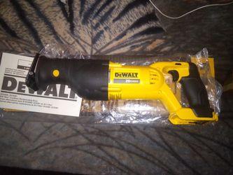 DeWalt 20v Reciprocating Saw for Sale in Ravensdale,  WA